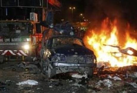 聯合國譴責巴基斯坦自殺式炸彈襲擊