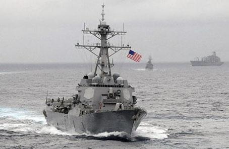 美軍推出南海巡航年度計劃意欲何為
