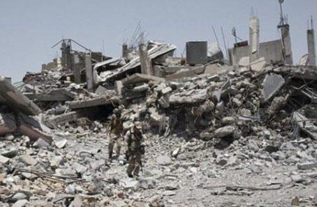 敘伊解放城市現狀:IS頻繁襲擊 仍存內戰風險