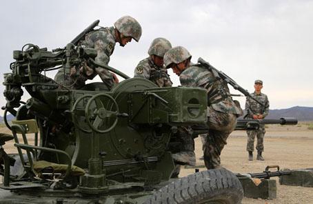 國際軍事比賽中國承辦賽事將于30日拉開帷幕