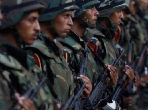埃及軍方在西奈半島打死40名極端分子
