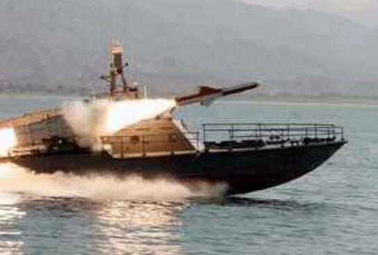 美國防部稱美軍艦向伊朗船只發射警示彈