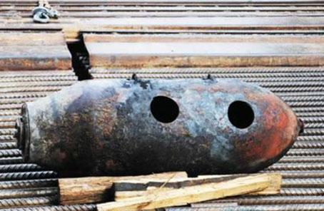 斯洛文尼亞成功拆除一枚250公斤二戰遺留炸彈