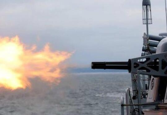 中俄軍演攪動西方神經