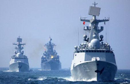 西方對中俄軍演不要大驚小怪