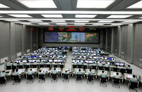 獨家揭秘:50年,看中國如何測衛星控飛船