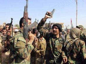 """黎巴嫩清剿""""伊斯蘭國""""軍事行動取得進展"""
