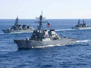 俄專家認為美國海軍正成為國際航運威脅