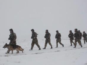 南疆軍區47名戍邊戰士喜圓軍校夢