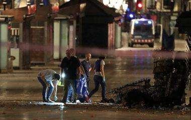 善惡終有報 巴塞羅那恐襲漏網嫌疑人被擊斃