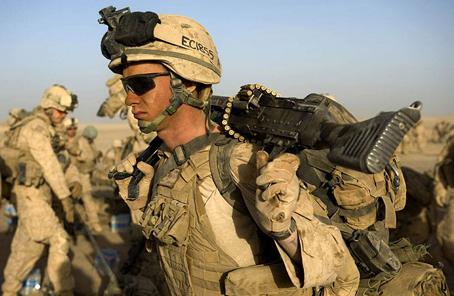 """阿富汗戰事何以成美國""""雞肋"""""""