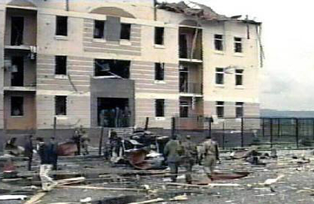 俄羅斯印古什共和國西北部一居民點進入反恐狀態