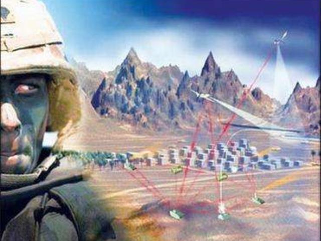 銳讀丨未來陸軍將是空間賦能部隊