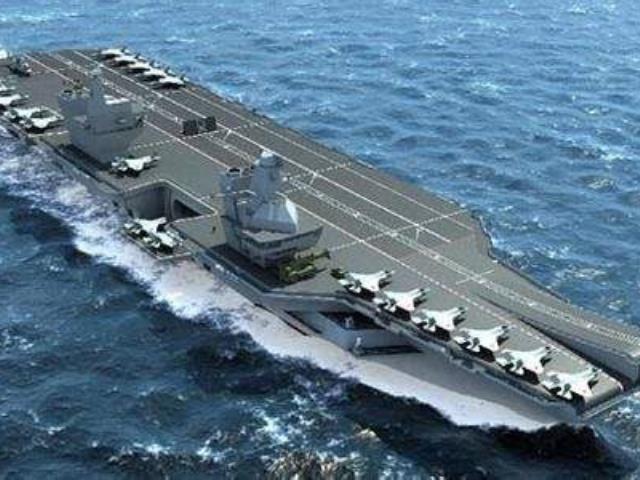心有余力不足 英海軍渴望重返亞太恐難實現