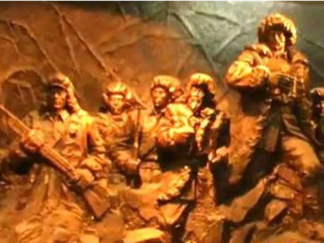 八十多年前的抗聯戰歌,在這裏依然唱得響亮