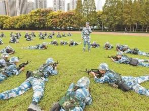 軍校新學員入學滿月:他們經歷了什麼又收獲了什麼