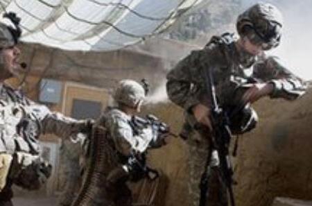 美軍計劃向阿富汗增兵3000多人