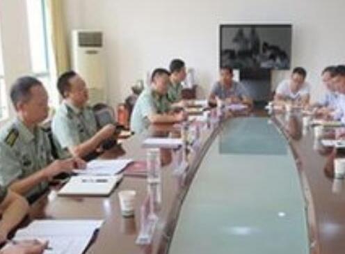 湖北省黃石市軍分區強化人武工作打造過硬民兵隊伍