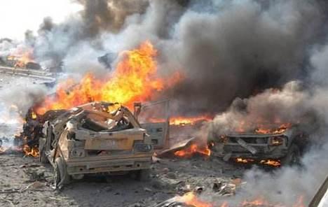 敘東北部兩起爆炸襲擊造成至少4人死亡