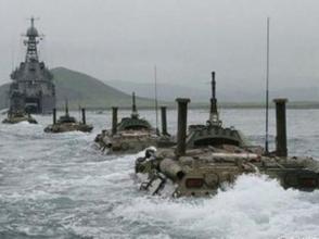 俄東部軍區在薩哈林島舉行大規模防衛演習