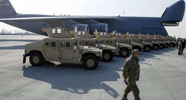 烏克蘭總統説美參議院通過向烏提供5億美元軍援預算