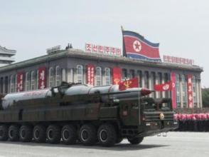 鬥氣解決不了朝鮮半島核問題