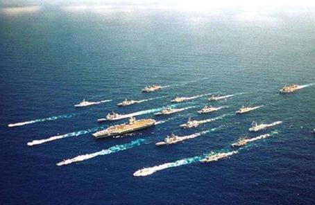 分布式殺傷:美海軍作戰概念新寵