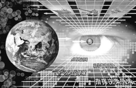 """可視化:用眼睛""""思考""""未來戰場"""