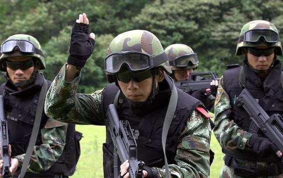 李玉峰:反恐鐵拳帶兵人