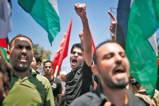 以色列拒絕與巴勒斯坦和解政府舉行談判