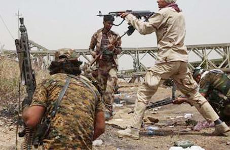 """伊拉克政府軍順利完成在""""爭議地區""""部署"""