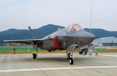 外媒解讀F-35首爾航展首秀:警告對手 安撫盟友