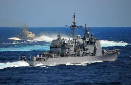 """第二艘""""朝日""""級驅逐艦下水 日本加速強化海軍力量"""