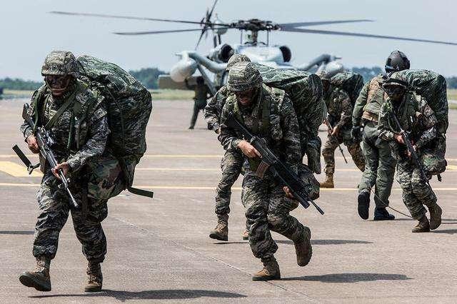 韓國海軍陸戰隊擬創守島司令部和獨島防禦部隊