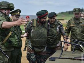 俄印首次舉行三軍聯合演習:俄方提供重型裝備