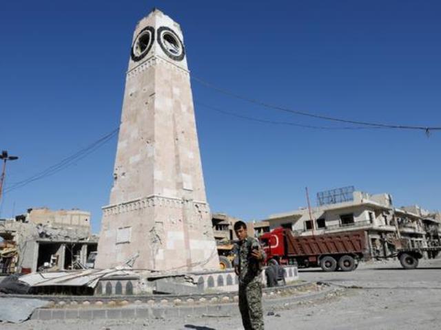 大國戰爭導火索:IS敗走 美俄或在敘爆發摩擦?