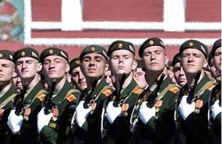俄武裝力量現代化進展迅速