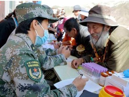 302醫院:藏區包蟲病患者手術成功率100%