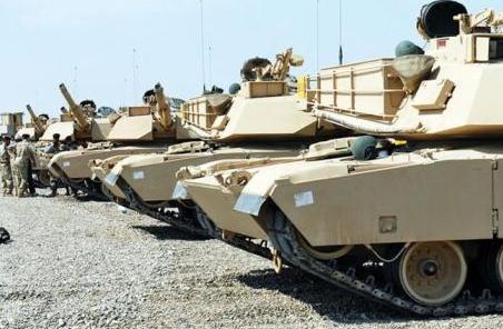 美俄如何建設一流陸軍