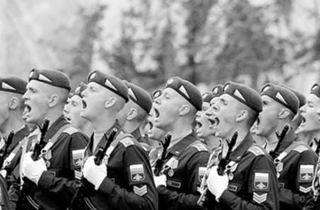 俄羅斯如何提升軍人榮譽感