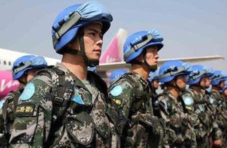 60天快速部署!從8000人維和部隊看中國快反能力