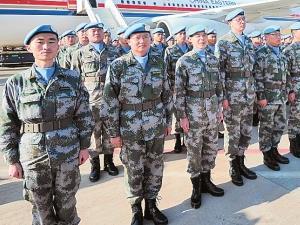 記者手記:隨中國維和部隊探訪SOS兒童村