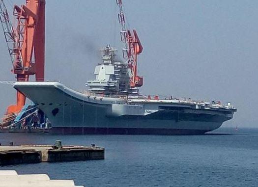 美媒:中國研制新式發電係統 為高能武器上艦做準備
