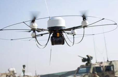 美國 關注無人機恐襲武器化