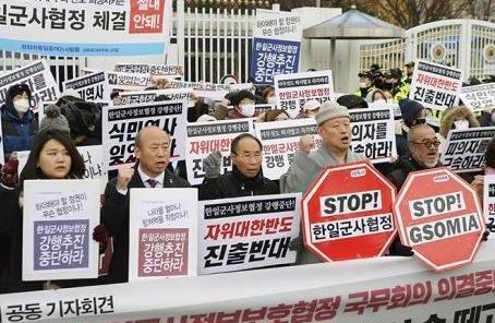 韓日情報共享 韓國不配合?歷史問題生嫌隙