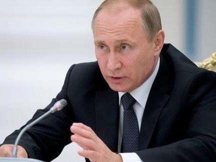 普京與中東多國領導人通話討論敘利亞局勢