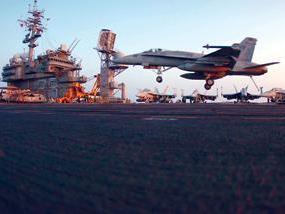 美國海軍第七艦隊:一架軍機墜入衝繩附近海域
