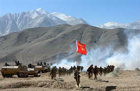 奮力建設世界一流軍隊,為實現中國夢提供戰略支撐