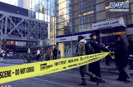 背景資料:紐約近年發生的爆炸、襲擊和未遂襲擊