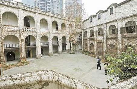 重慶:法國水師兵營舊址完成修繕保護
